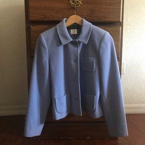 Lavender Wool Jacket